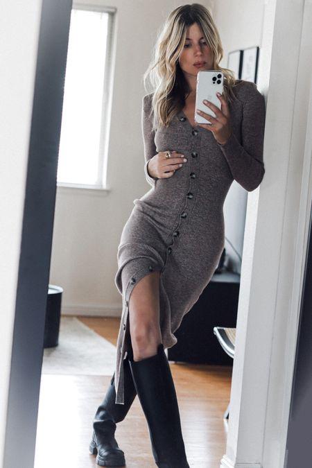 knit dress   @liketoknow.it #liketkit http://liketk.it/3cdqq #LTKstyletip #LTKeurope #LTKshoecrush