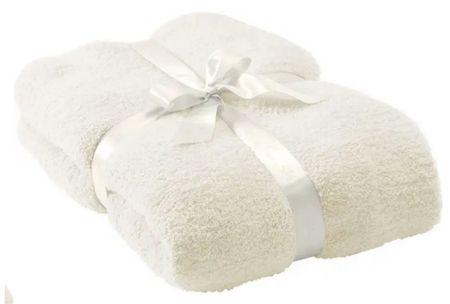 NSale pick: Barefoot Dreams throw blanket   #LTKhome #LTKsalealert #LTKstyletip