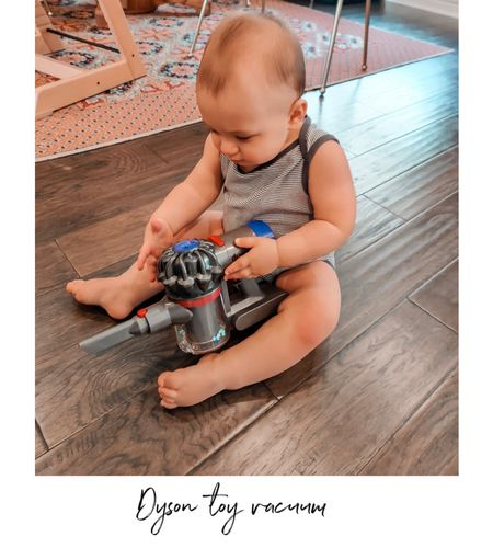 Dyson vacuum for kids /// Nico is obsessed!!   #LTKunder50 #LTKbaby #LTKHoliday