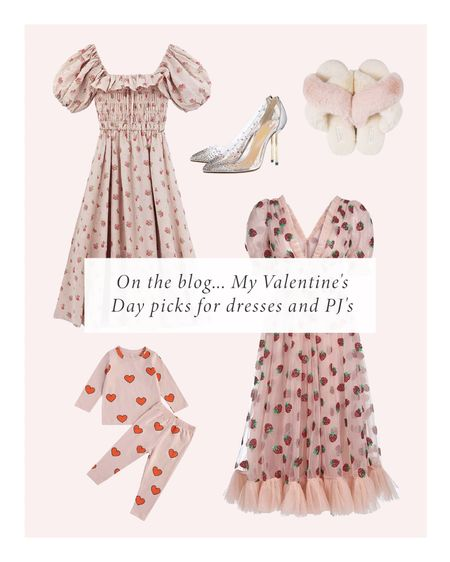My favorite Valentine's Day picks for dresses and PJ's on the blog today! Tap to see my must haves! #valentinesday #valentinesdayoutfit #liketkit @liketoknow.it http://liketk.it/37YTr