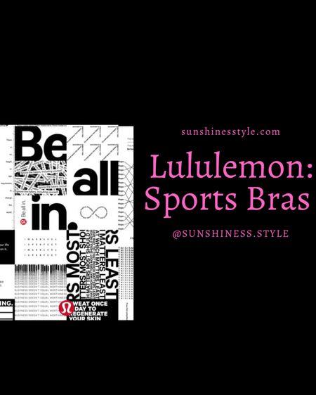 My favorite lululemon picks right now! ❤️❤️ http://liketk.it/3dzqd #liketkit @liketoknow.it #LTKfit #LTKunder100 #LTKstyletip