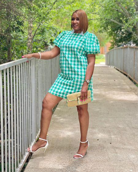 Gingham dress http://liketk.it/3hXOP #liketkit @liketoknow.it
