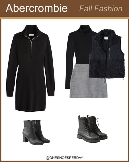 Abercrombie Fall Outfits           http://liketk.it/3pROO @liketoknow.it #liketkit #LTKGiftGuide #LTKHoliday #LTKSeasonal #LTKsalealert #LTKshoecrush #LTKtravel #LTKunder50 #LTKworkwear #LTKunder100 #LTKFall #LTKGifts | Travel Outfits | Teacher Outfits | Back to School | Casual Business | Fall Outfits | Fall Fashion | Pumpkins| Pumpkin | Booties | Boots | Bodysuits | Halloween | Shackets | Plaid Shirts | Plaid Jackets | Activewear | White Sneakers | Sweater Dress | Fall Dresses | Sweater Vests | Cardigans | Sweaters | Faux Leather Pants | Faux Leather Jackets | Coats | Fleece | Jackets | Bags | Handbags | Crossbody Bags | Tote | Wedding Guest Dresses | Gifting | Gift Guide | Gift Ideas | Gift for Her | Mother in Law Gifts |