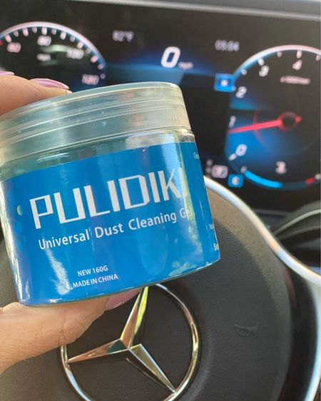 Nothing bugs me more than a dusty car. When I see it on my dash, vents and cup holder I nearly lose my mind. So I tried this cleaning gel to remove it and get into all those hard to reach places and guess what? It works! And it's under $10! http://liketk.it/3gj4P #liketkit @liketoknow.it #ltk #ltkgadget