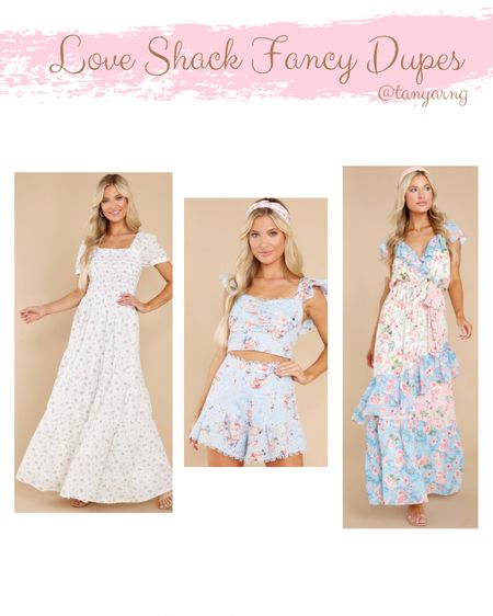Love shack fancy dupes / summer dresses http://liketk.it/3fGin #liketkit @liketoknow.it #LTKunder50 #LTKunder100