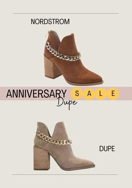 Nordstrom sale. NSale. Booties. Fall shoes. Fall boots. Save vs splurge   #LTKstyletip #LTKsalealert #LTKSeasonal