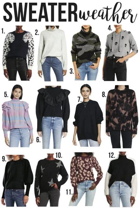 Sweater Weather ❤️❤️//  #LTKstyletip #LTKunder100 #LTKSeasonal