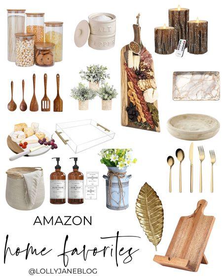Amazon home favorites!  Lilly Jane Blog | #LollyJaneBlog #LTKunder100 #LTKunder50 #LTKhome @liketoknow.it #liketkit http://liketk.it/3kbkG