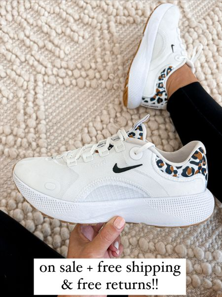 Leopard smile sneakers on sale   #nsale #laurabeverlin   #LTKsalealert #LTKunder50 #LTKshoecrush