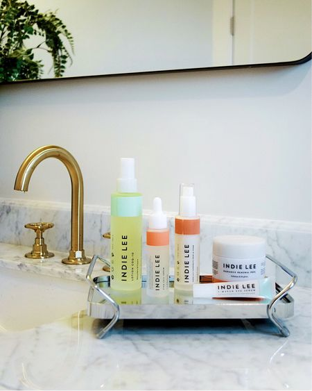 The skin is our largest organ and we aren't always aware of the ingredients in the products we use. Excited to share with you @indie_lee skincare, a brand about empowerment, education, and healthy living. Totally adding the RADIANCE line in my daily skincare regimen to get my glow on - it's easy: PERFECT with the Radiance Renewal Peels, PREVENT with the Stem Cell Serum, and PROTECT with the Superfruit Facial Cream. http://liketk.it/2M0GC #liketkit @liketoknow.it