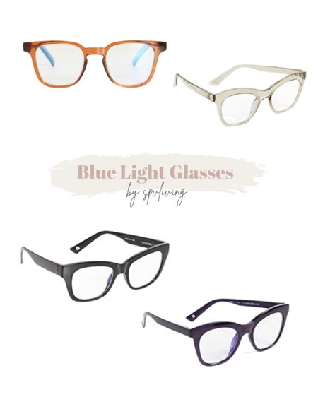 My favourite place to get Blue Light Glasses for the quality and price.   #LTKstyletip #LTKworkwear #StayHomeWithLTK