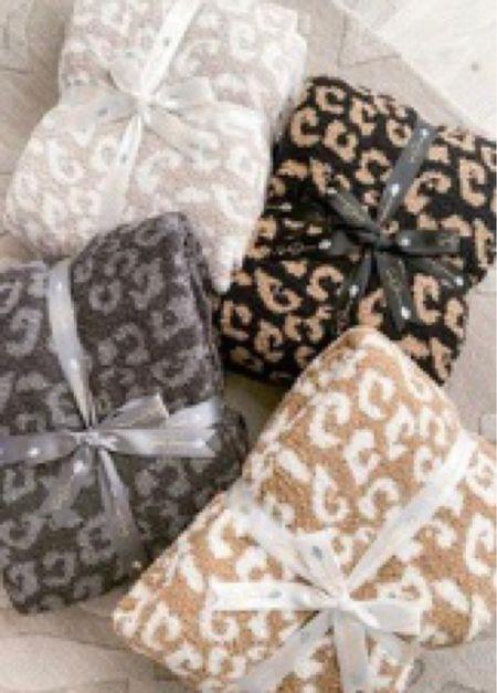 Best dupe for Barefoot dreams blanket! Makes a great gift! Under $100 .   #LTKunder100 #LTKhome #LTKGiftGuide
