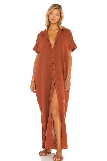 Chic summer dress that you can wear as a cover up when on the beach😍 - beachwear  http://liketk.it/3hQ6f #liketkit @liketoknow.it   #LTKswim #LTKstyletip #LTKeurope