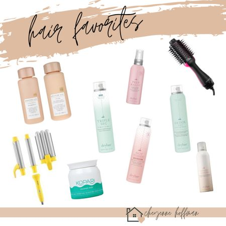 my current hair favorites. 💇🏼♀️ Screenshot this pic to get shoppable product details with the LIKEtoKNOW.it shopping app    http://liketk.it/34jit #liketkit @liketoknow.it #LTKbeauty #LTKunder50 #LTKunder100