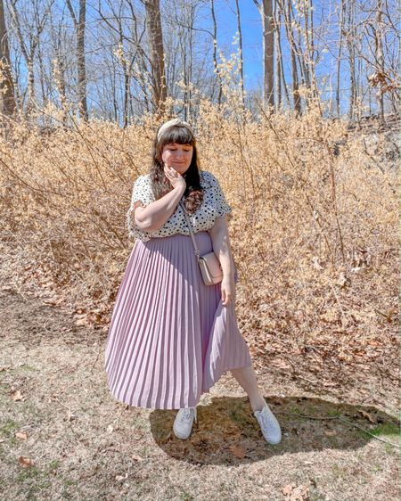 Inspired by my Sanrio love, Spottie Dottie, here's another outfit of the day! ✨ trying to get on the #30outfits30days challenge I keep seeing, so here's day 2!  . . . With a mix of old favorites and some new additions, I felt so myself in this outfit, it was glorious. Special thanks to my cousin @jillhaederle for capturing me at my happiest 💗if you like this outfit, check out the details on my @liketoknow.it in my bio ✨ . . . #pastels #pasteloutfits #pasteloutfitinspo #pastelplussize #plussizeinspiration #plussizeinfluencer #plussizeblogger #westchesterny #westchesterinfluencer http://liketk.it/3c2mu #liketkit