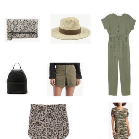 So many cute new arrivals!! 50% off with code: SUMMER50  Snakeskin clutch comes in 9 color and pattern options.  Backpack purse also comes in cognac.  Leopard shorts also come in khaki.   http://liketk.it/2Pjga #liketkit @liketoknow.it #LTKsalealert Follow me on the LIKEtoKNOW.it shopping app to get the product details for this look and others