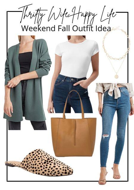 Fall weekend outfit inspiration.   #LTKSale #LTKSeasonal #LTKunder100