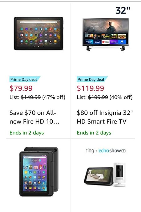 Amazon Prime Day Go get your deals now.  #LTKhome #LTKstyletip #LTKfit