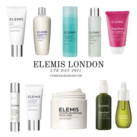 Skincare for daysssss from Elemis London! @liketoknow.it #liketkit #LTKDay #LTKbeauty #LTKsalealert http://liketk.it/3hchr