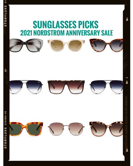 Here are my sunglasses picks from the 2021 Nordstrom Anniversary sale. They range from $35.90 to $181.90.      #nordstrom #nordstromsale #nordstromanniversarysale #nordstromsale2021 #2021nordstromsale #2021nordstromanniversarysale #nordstromanniversarysale2021 #nordstromsunglasses #nordstromfall #nordstromaccessories #sunglasses #fallsunglasses #fallaccessories #nsale       #LTKunder100 #LTKsalealert #LTKunder50