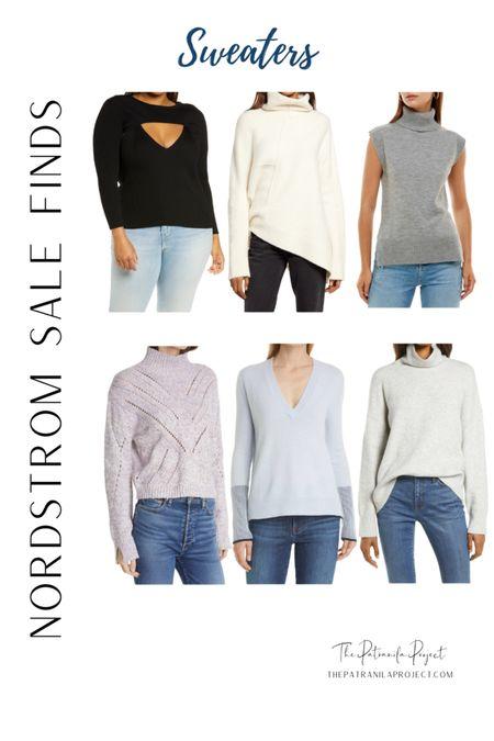 Sweaters, plus-size, turtleneck, sleeveless sweater  Nordstrom Anniversary Sale #nsale http://liketk.it/3jz89 @liketoknow.it #liketkit #LTKstyletip #LTKunder100 #LTKcurves