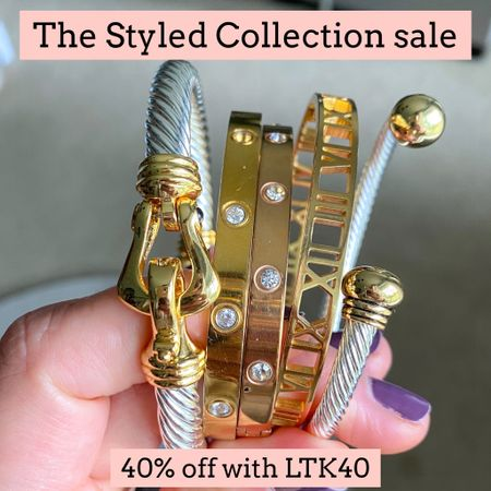 The styled Collection sale  Follow my shop on the @shop.LTK app to shop this post and get my exclusive app-only content!  #liketkit #LTKsalealert #LTKunder50 #LTKSale @shop.ltk http://liketk.it/3o5pd