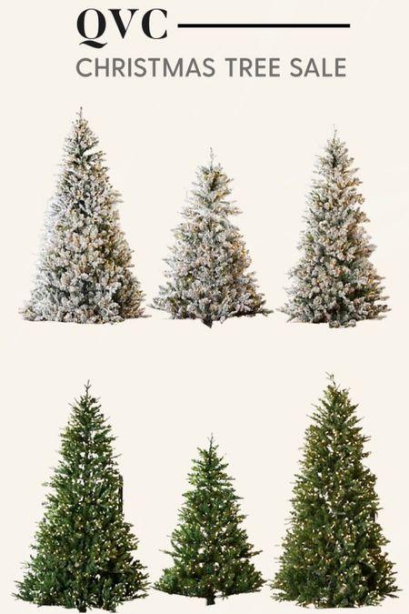 Christmas Trees on sale  #LTKHoliday #LTKsalealert #LTKSeasonal