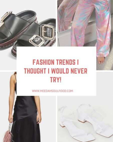 I used to think trends were a bad thing but here are fashion trends  I thought I'd never try but currently loving .  Shop your screenshot of this pic with the LIKEtoKNOW.it shopping app http://liketk.it/2SYZc #liketkit @liketoknow.it @liketoknow.it.europe #LTKeurope