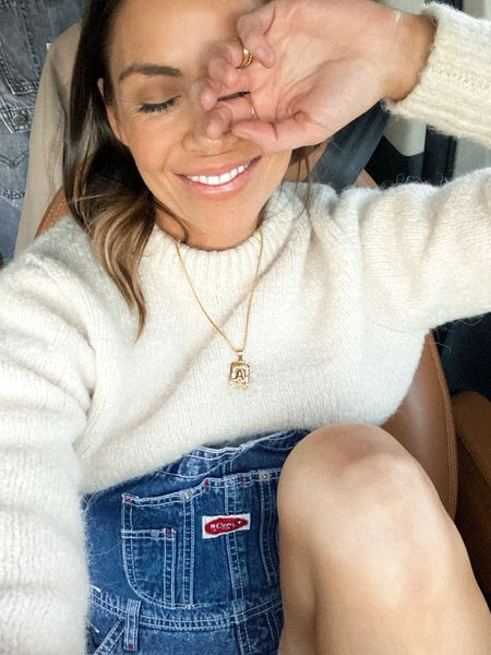 I have to say Tuesday was pretty, pretty, pretty good 😉 What day stood out to you last week?  + Shop these overalls & things direct from RewardStyle here http://liketk.it/3asJb #liketkit @liketoknow.it  + Featuring Revolt Denim Overalls