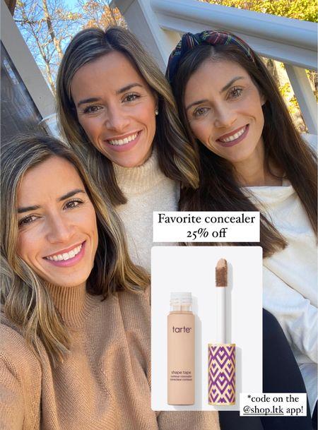 Favorite concealer 25% off!  We wear shade 35N    #LTKSale #LTKsalealert #LTKbeauty
