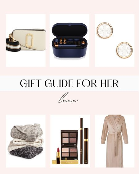 Nordstrom gift guide for her  #ltkstyletip #ltkseasonal #gifts #wishlist #giftguide   #LTKunder100 #LTKHoliday #LTKGiftGuide