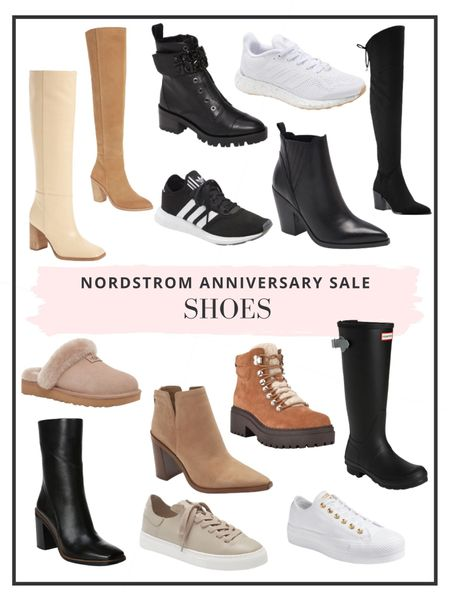 The Nordstrom Anniversary Sale is now open to all cardholders. Here are our top picks for shoes, including boots, booties and sneakers http://liketk.it/3jRBm #liketkit @liketoknow.it #LTKsalealert #LTKshoecrush #LTKunder100