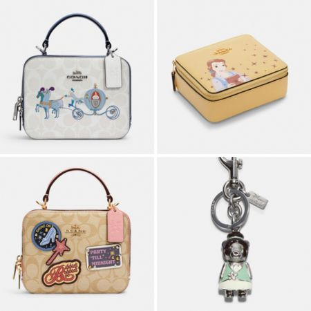 Remember to take advantage of the Insider Early Access for this new Disney x Coach collection! This will launch to the public on the 31st, but if you're an Insider then you can shop the sale now! Everything is already 50% off 😍 #disney #coach #coachoutlet #princess #disneyprincess #sale #LTKsalealert #LTKitbag #LTKunder100 #liketkit @liketoknow.it http://liketk.it/3bELm