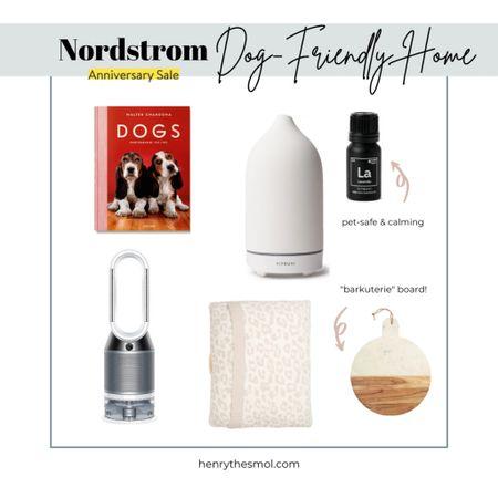 #Nsale Nordstrom Anniversary Sale: Dog-Friendly home finds.   Vitruvi, Dyson, Barefoot dreams.   #LTKsalealert #LTKhome
