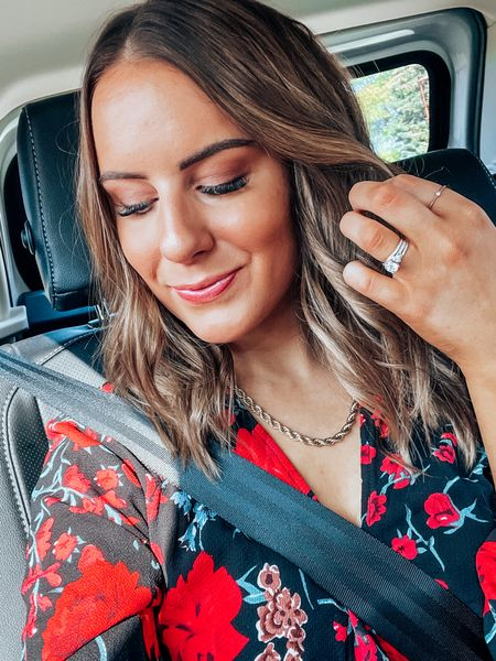 Easy fall glam wedding makeup!   Eye shades -  Warmth + latte all over lid & crease Fireside + cozy in crease & outer lid Fireside as liner on top bottom blown out with latte + warmth S'more as a highlight   #LTKbeauty #LTKwedding #LTKunder100