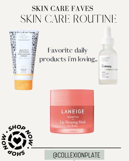 Skincare routine, beauty faves!  #LTKbeauty #LTKunder100