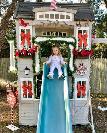 Kids Playhouse Christmas Dream 🎄 http://liketk.it/33AH8 #liketkit @liketoknow.it
