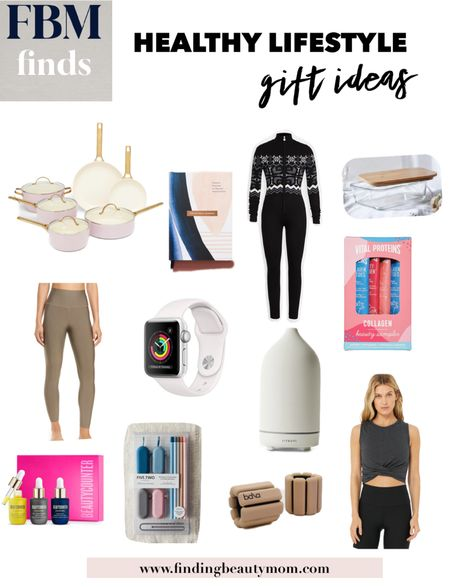 Healthy lifestyle, healthy gifts, wellness gifts, pots and pans, fitness gifts, ski gifts, journals, healthy and wellness, staying healthy, workouts, stocking stuffers for her   #LTKfit #LTKgiftspo