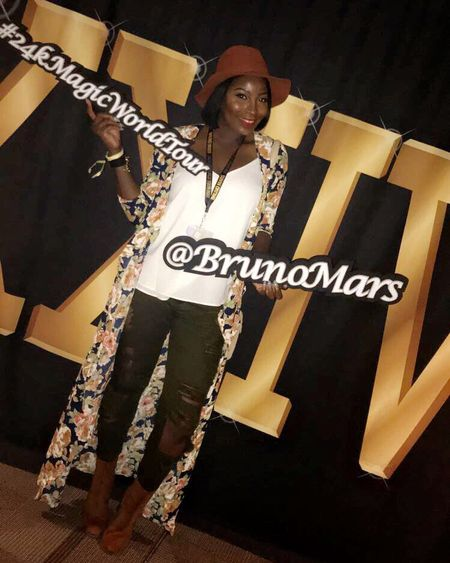 Loved the photo props at the #24ktour vip lounge hosted by @selvareyrum - coowned by @brunomars http://liketk.it/2tfuj @liketoknow.it  #liketkit