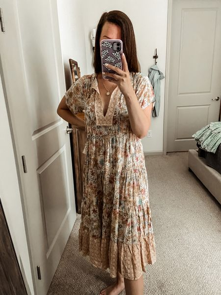 Maxi dress // summer dress // shop red dress // under $100 // travel outfit // vacation outfit   #LTKstyletip #LTKunder100 #LTKswim
