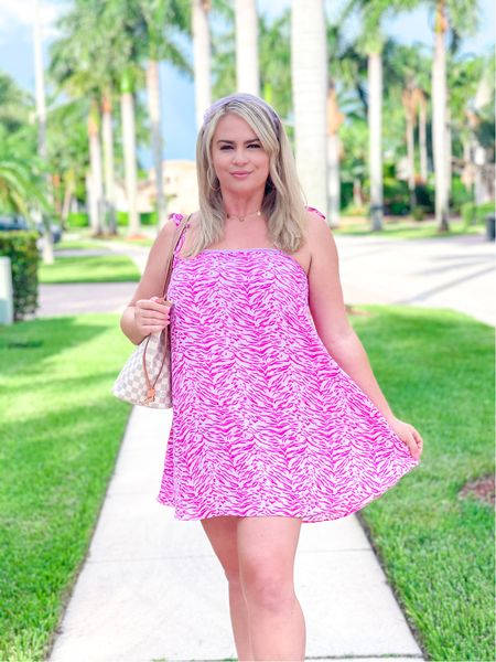 BuddyLove always has the most unique, dresses & tops.  This is one of my favorites! Total Elle Woods Vibes!! Listed one of my favorite LV Dupes! My jewelry is from KCChicDesigns.  Code Kissthisstyles saves you 25%off #ltksale #ltkearlygiftingsale #nashvilleoutfit #concertoutfit   #LTKSale #LTKstyletip #LTKsalealert