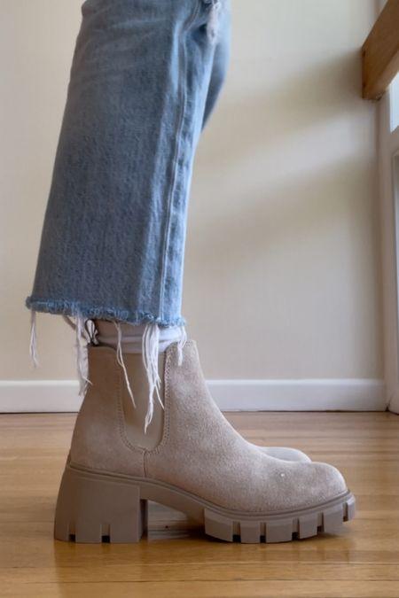 these boots! @dsw #sponsored #myDSW #DSWTrendSquad   #LTKshoecrush #LTKunder100 #LTKunder50