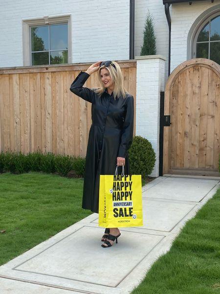 Anniversary Sale favorites!  Wearing a size M dress   #LTKsalealert #LTKshoecrush #LTKunder100