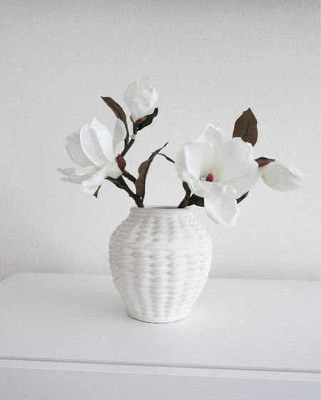 Faux flowers / vase http://liketk.it/3hVWX #liketkit @liketoknow.it @liketoknow.it.home