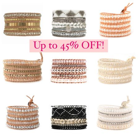 Code: 20SisterStudio for 20% OFF necklaces. And lots of bracelets are up to 45% OFF.   #victoriaemerson    http://liketk.it/3e8vM @liketoknow.it #liketkit #LTKsalealert #LTKunder50 #LTKstyletip