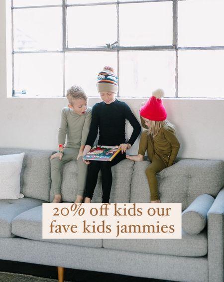 Kids pajamas on sale! Our favorite kids jammies   #LTKkids #LTKunder50 #LTKsalealert