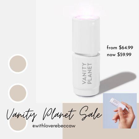 http://liketk.it/347qY #liketkit @liketoknow.it Vanity Planet Sale! LED acne spot treatment ✨