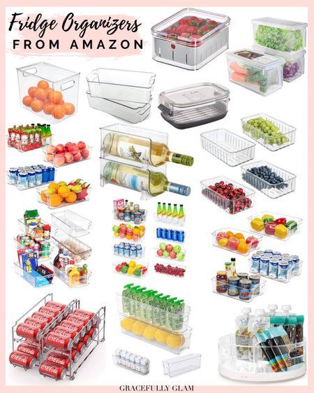 Amazon fridge storage and organizers  Amazon kitchen organization  Amazon home organization  Amazon home   http://liketk.it/3igcM       #liketkit @liketoknow.it #LTKunder100 #LTKunder50 #LTKhome @liketoknow.it.home