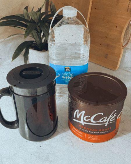 Iced coffee maker cold brew maker coffee mug coffee tumbler   @liketoknow.it #liketkit http://liketk.it/2LRPx #LTKhome #LTKunder50 #LTKspring @liketoknow.it.family @liketoknow.it.home