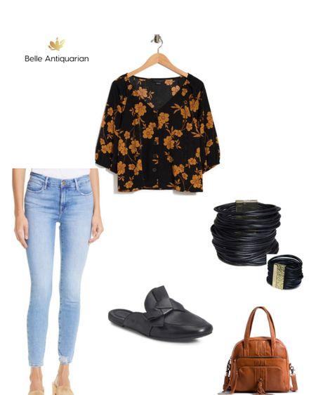 Great transitional top!  #LTKworkwear #LTKstyletip #LTKunder100